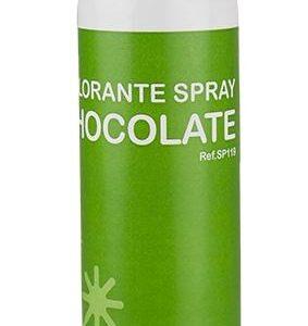 Spray Verde para Chocolate