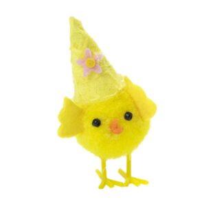Pollito de Lana Sombrero de Fiesta