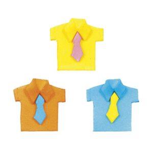 Camisa con Corbata de Azúcar