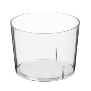 Vaso Bodega Transparente 120 ml